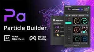 خریددانلودیFX Particle Builder_v01