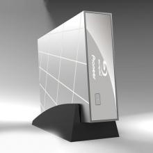 درایو بلوری اکسترنال پایونیر مدل بی دی آر ایکس 09 تی