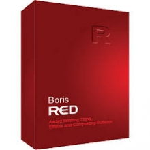 بوریس افکس Boris-RED