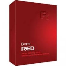 بوریس افکس Boris-RED