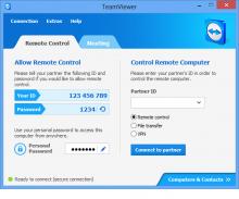دانلود TeamViewer 11.0.51091.0 Beta نرم افزار مدیریت سیستم از راه دور